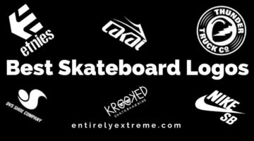 50 Best Skateboard Logos – Past, Present and Future!