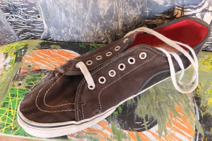 how to lace vans for skateboarding loose 1