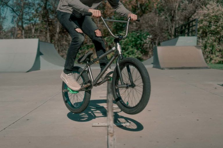 how to put pegs on a bmx